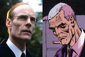 Matt Frewer as Edward Jacobi