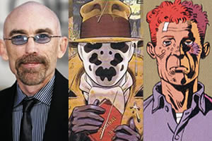 Jackie Earle Haley as Walter Kovacs aka Rorschach