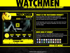 Watchmen: The Official Movie Countdown Widget