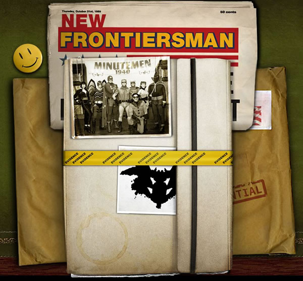 The New Frontiersman