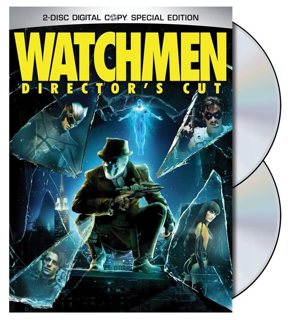 Watchmen DVD Director's Cut