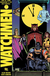 Watchmen Comics and Watchmen Movie Books - WatchmenComicMovie.