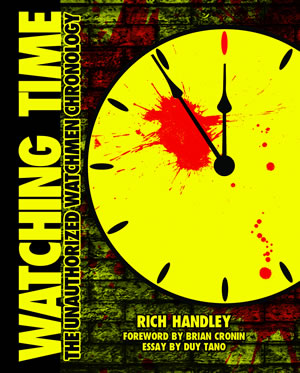 Watching Time: The Unofficial Watchmen Chronology