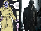 Watchmen Costume Photos - Rorschach