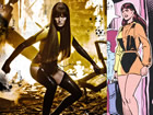 Watchmen Costume Photos - Silk Spectre