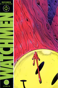 Watchmen Plot Summary - Chapter 1: At Midnight, All the Agents ...