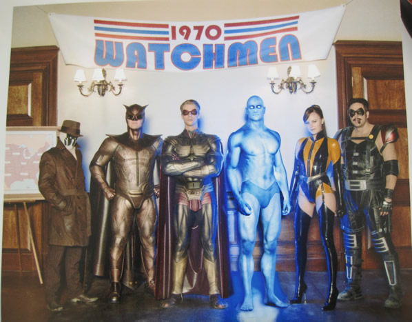 Crimebusters meeting photo