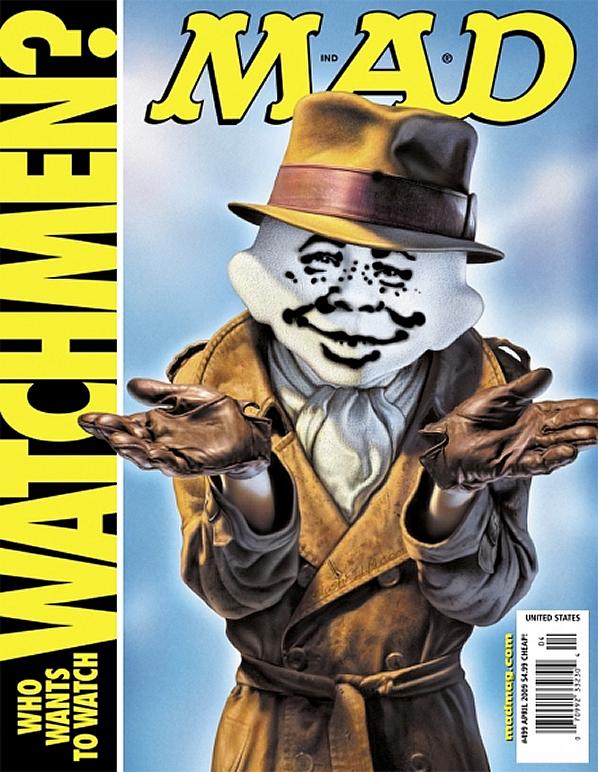Watchmen movie books f...